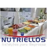 refeições na empresa em Juquitiba