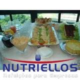fornecimento de refeição para empresa
