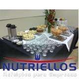 refeição em empresa