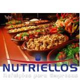 refeições para galpões industriais em São Caetano do Sul