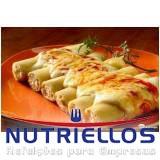 refeições para indústrias em Santana de Parnaíba