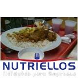restaurante empresarial para funcionários em São Lourenço da Serra