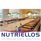 restaurante para empresa preço em São Lourenço da Serra