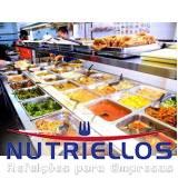serviço de alimentação empresarial preço em Jacareí