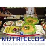 serviço de alimentação empresarial em Caieiras