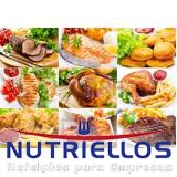 serviço de alimentação para empresas preço em Cajamar