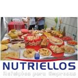serviço de café da manhã para empresas preço em Mauá