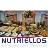 serviço de café da manhã para empresas em Ribeirão Pires