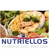 serviço de refeição corporativa em Taboão da Serra