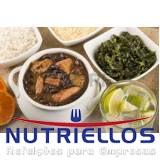 serviço de refeição para empresa valores em Rio Grande da Serra