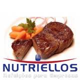 serviço de refeições para indústria em Santana de Parnaíba