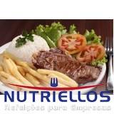 serviço terceirizado de alimentação empresarial preço em Carapicuíba