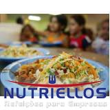 Alimentações Escolares