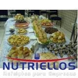 serviços de refeições corporativas em Arujá