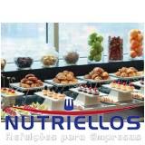 serviços de refeições para empresas em Pirapora do Bom Jesus