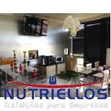 terceirização de alimentação para empresas em Cajamar