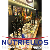 terceirização de restaurante em hotel em Caieiras